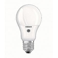 Osram 7W Classic A Daylight Sensor Lamp