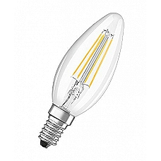 Candle, Filament Globe, 4W, Osram, Non-dimmable