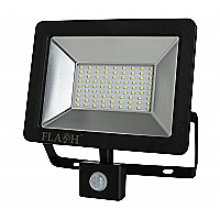 Floodlight, 10W Slim SMD LED with PIR Motion Sensor