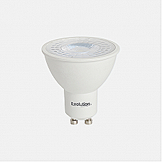 Flash 5W GU10 downlight, 36 degree (Evolution)