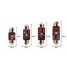 12V Festoon LED Lamp