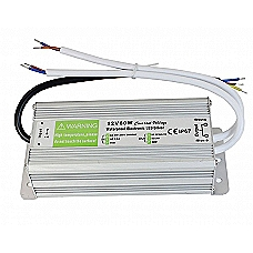 5 Amps (60W) Water Resistant - IP67 - 12V - PSU