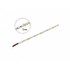LED Striplight 12V - 9.6W - 3528-60 IP20 - Non Waterproof - NARROW 5mm Wide