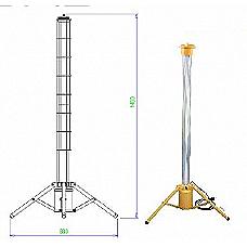 Vertical Grow Light Stand 60W IP65