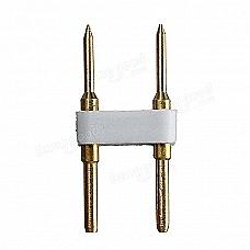 LED Strip Light Copper Connector 220V